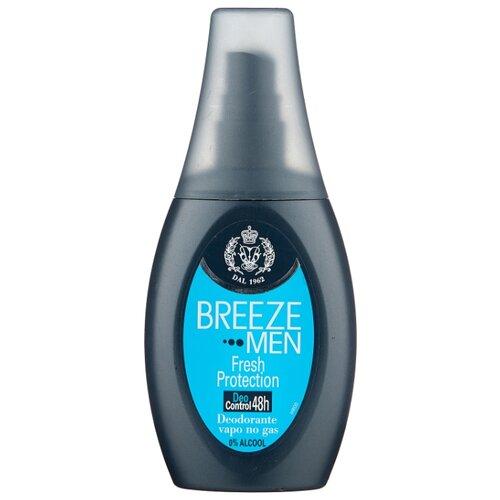 Дезодорант спрей Breeze Men Fresh Protection, 75 мл