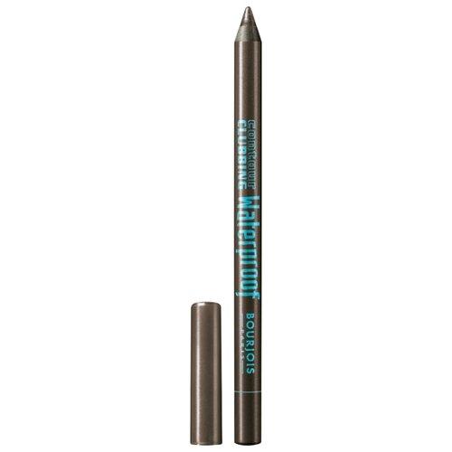 Bourjois Водостойкий карандаш для глаз Contour Clubbing Waterproof, оттенок 57 Up And Brown