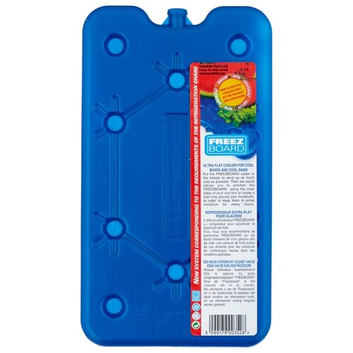 ConnaBride Аккумулятор холода FreezeBoard 400 г голубой аккумулятор холода cw camping world iceblock 400