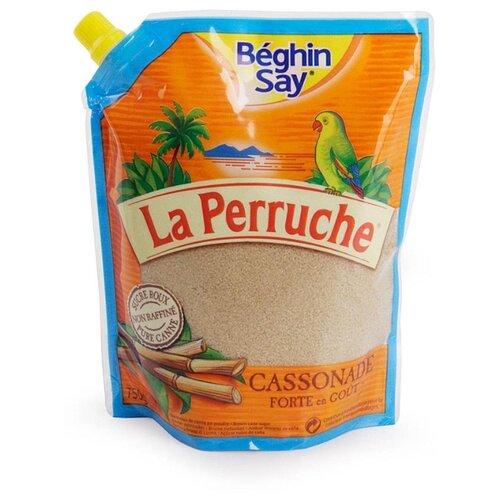 Сахар Beghin Say La Perruche тростниковый сахар-песок 0.75 кг say hello