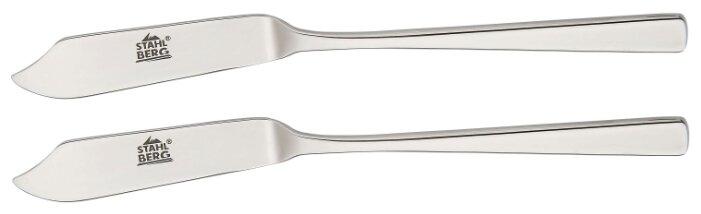 Stahlberg Набор ножей для масла 5724-S 2 предмета