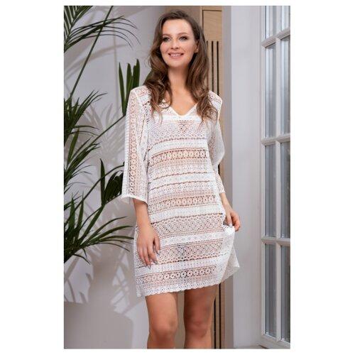 Пляжная туника MIA-AMORE Jamaica размер XS белый платье oodji ultra цвет красный белый 14001071 13 46148 4512s размер xs 42 170