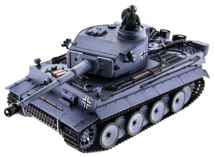 Танк Heng Long Tiger I (3818-1) 1:16 53 см фото 1