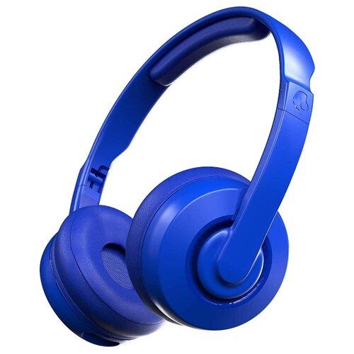 Беспроводные наушники Skullcandy Cassette Wireless cobalt blue