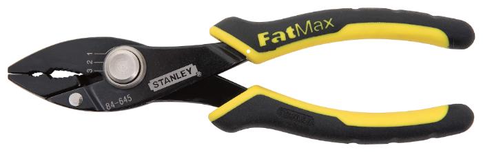 Плоскогубцы переставные STANLEY Fatmax xl slip joint 0-84-645