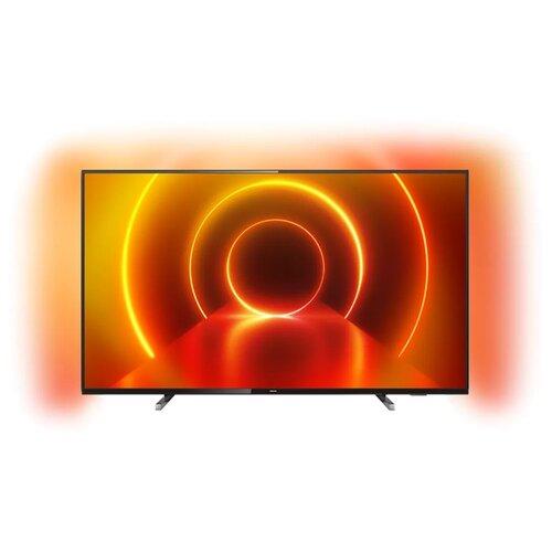 Телевизор Philips 43PUS7805 43 (2020) черный телевизор philips 50pus7303 50 2018 темно серебристый