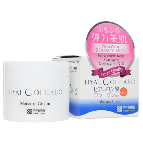 Купить Meishoku Hyalcollabo Moisture Cream Крем для лица, 48 г