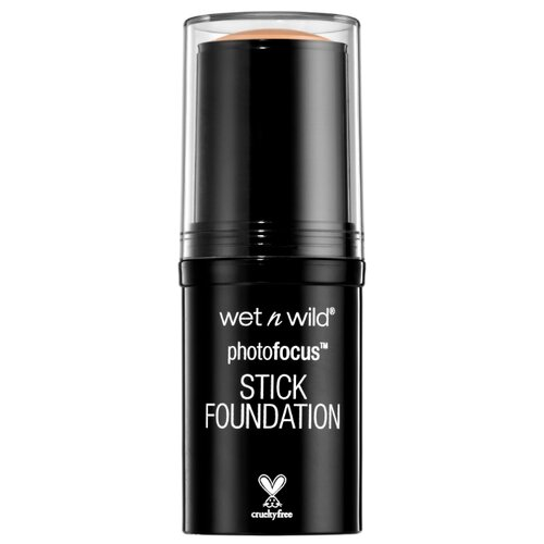 Wet n Wild Тональный крем Photo Focus Stick Foundation, 12 г, оттенок: soft beige