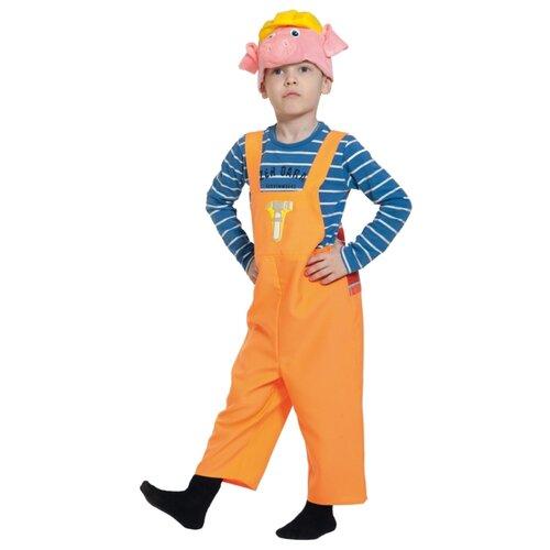 Купить Костюм КарнавалOFF Поросёнок 3 (8050), оранжевый/розовый, размер 98-128, Карнавальные костюмы