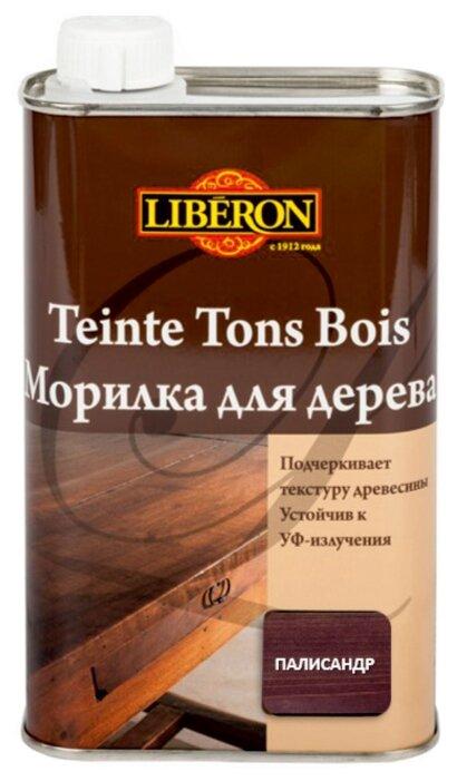 Морилка водная Liberon Teinte Tons Bois