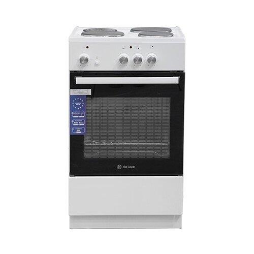 Электрическая плита De Luxe 5003.18э электрическая плита de luxe 5004 18э