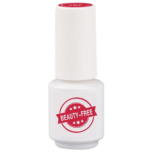 Купить Гель-лак для ногтей Beauty-Free Gel Polish, 4 мл, алый