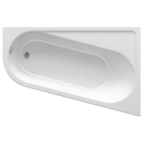 Ванна RAVAK Chrome 170x105 без гидромассажа акрил угловая правосторонняя ванна отдельностоящая ravak rosa 95 150x95 без гидромассажа акрил угловая правосторонняя