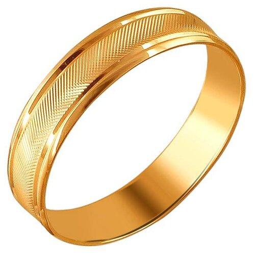 Эстет Кольцо из красного золота 01О710410, размер 19 ЭСТЕТ
