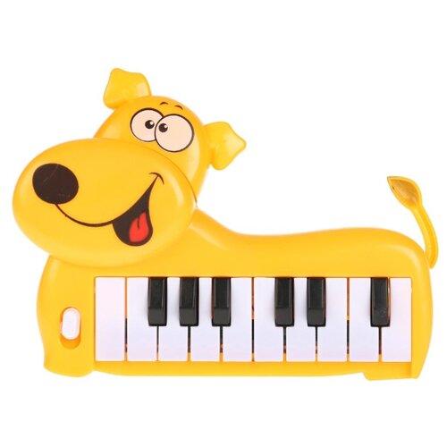 Умка пианино B1425408-R желтый пианино умка