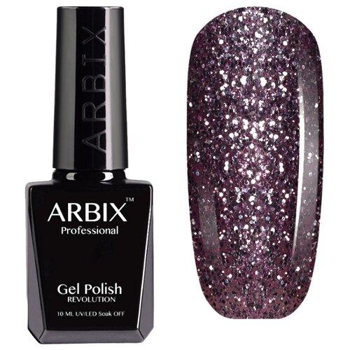 Купить Гель-лак для ногтей Arbix Classic (glitter), 10 мл, 112 Остров сокровищ
