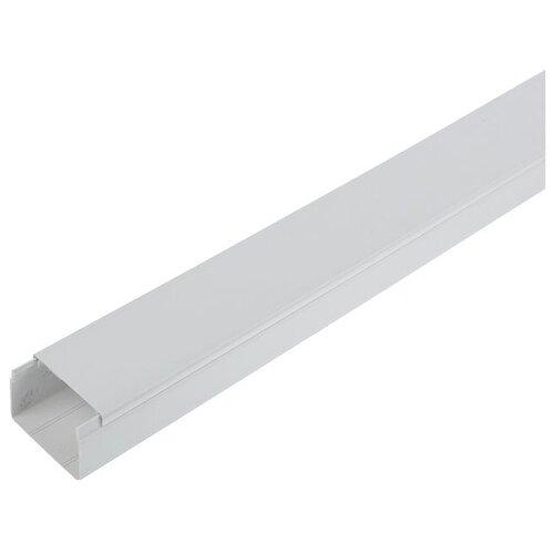Кабель-канал TDM ЕLECTRIC SQ0408-0512 2000 мм белый