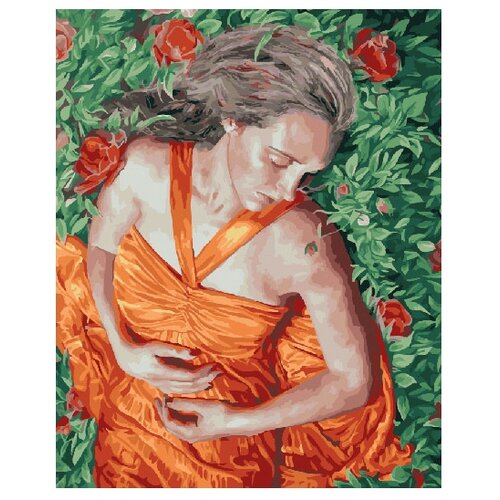 Фото - ВанГогВоМне Картина по номерам Дневной сон, 40х50 см (ZX 20845) картина по номерам 30 x 40 см krym fn11