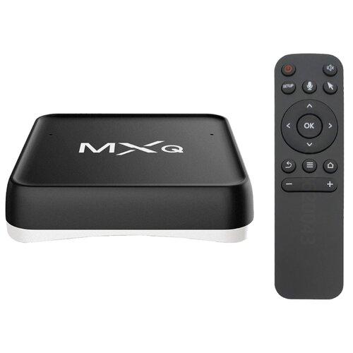 Фото - ТВ-приставка MXQ S10X 2/16 Gb черный тв приставка mxq s10x 2 16 gb черный