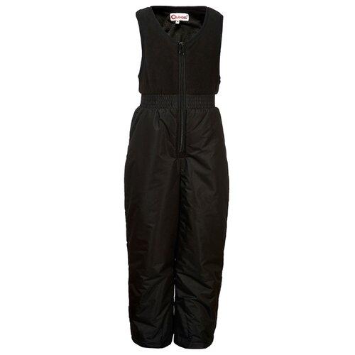 Купить Полукомбинезон Oldos Тонни OAW203T1PT20 размер 98, черный, Полукомбинезоны и брюки