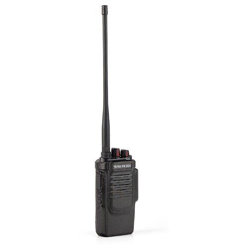 Рация ТЕРЕК РК-301 V черный мобильная рация терек рм 302 uhf