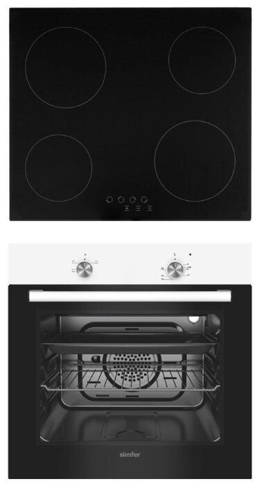 Комплект встраиваемой техники Simfer S64W000