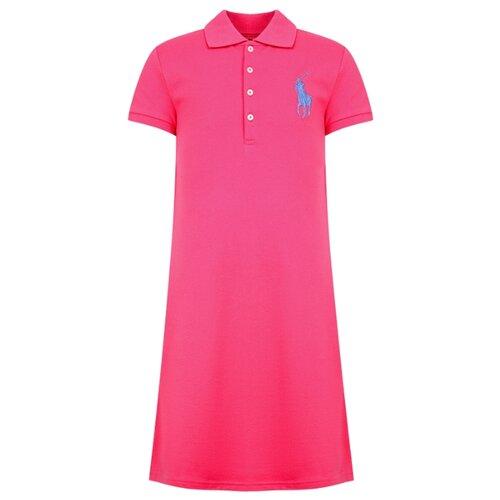 Купить Платье Ralph Lauren размер 122, розовый, Платья и сарафаны