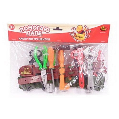 Купить ABtoys Набор инструментов Помогаю Папе (PT-01336), Детские наборы инструментов