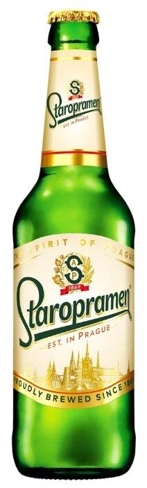 Пиво светлое Staropramen 0.45 л