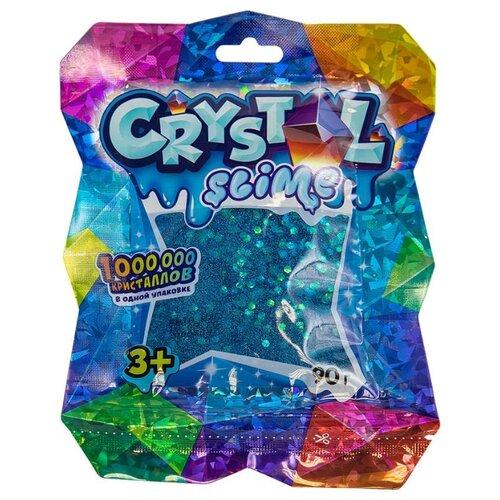 Жвачка для рук SLIME Crystal голубой