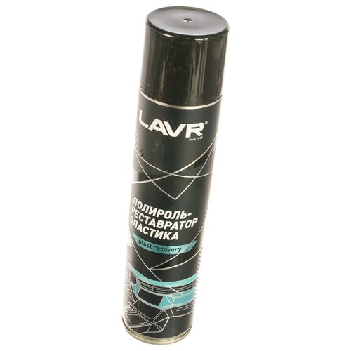 Полироль-реставратор пластика Lavr 400 мл Ln1418 16073822
