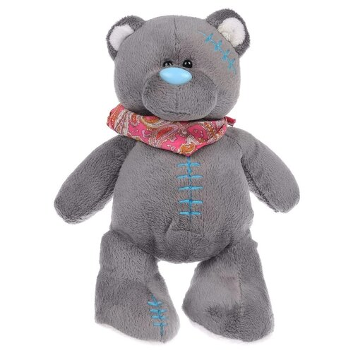 Sonata Style Мягкая игрушка Медведь Синий носик 25 см
