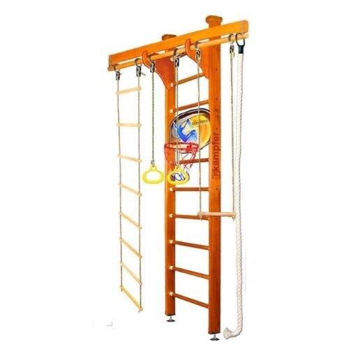 Шведская стенка Kampfer Wooden Ladder Ceiling Basketball Shield Стандарт классический