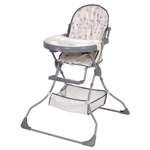 Фото - Стульчик для кормления Polini 252 единорог hello baby серый стульчик для кормления polini 152 розовый