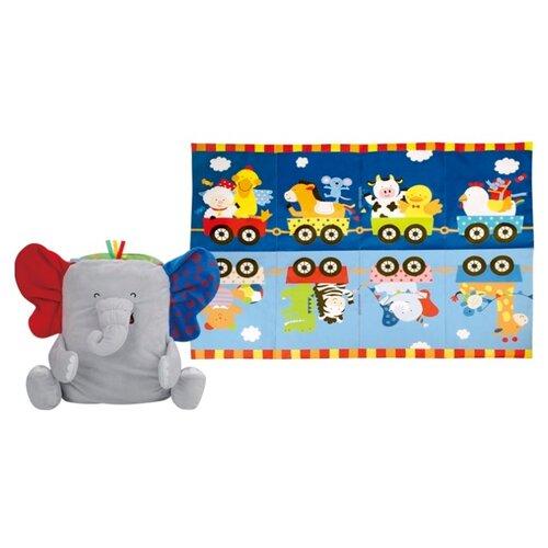 Купить Развивающий коврик K's Kids Слон (KA754), Развивающие коврики