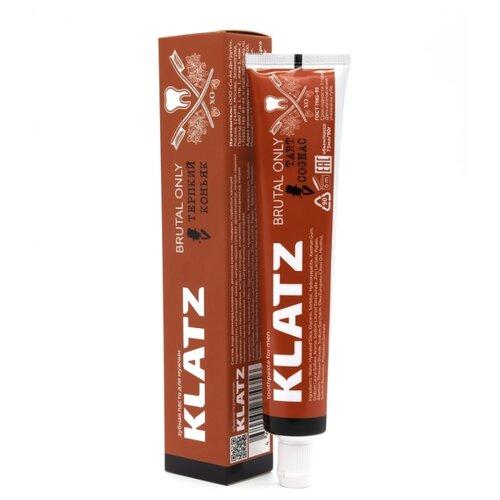 Зубная паста KLATZ для мужчин Терпкий коньяк 75 мл недорого
