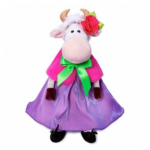 Купить Budi Basa Мягкая игрушка Корова Френсис , 25 см, BUDI BASA collection, Мягкие игрушки