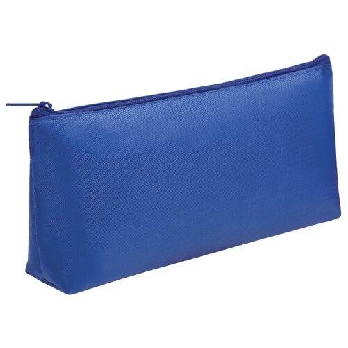 Пифагор Пенал-косметичка (229003/4) синий пенал пифагор а20133