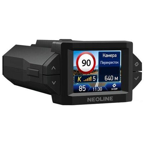 Купить Видеорегистратор с радар-детектором Neoline X-COP 9300с, GPS черный