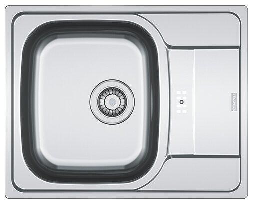 Врезная кухонная мойка FRANKE PXN 614-60 61.5х49см нержавеющая сталь