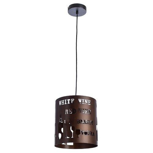 Светильник Arte Lamp A1223SP-1BR, E27, 60 Вт настенный светильник arte lamp bevel a9330ap 1br 60 вт