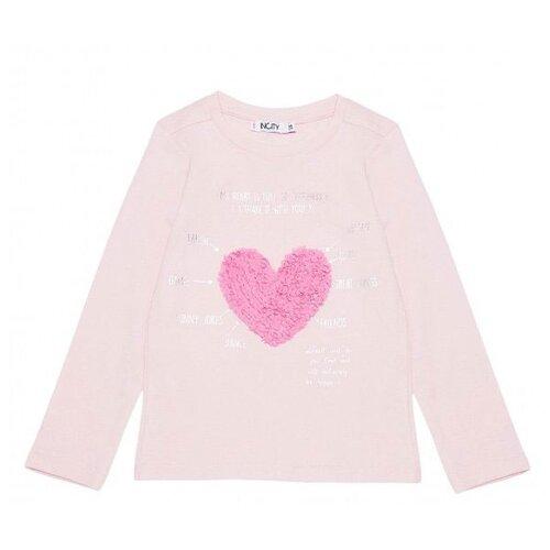 Лонгслив INCITY, размер 104, розовый платье incity размер 110 розовый