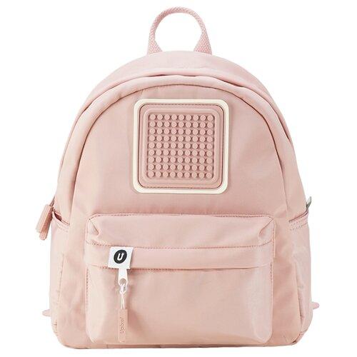 Купить Upixel Рюкзак Funny square S, светло-розовый, Рюкзаки, ранцы