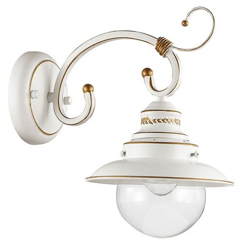 Настенный светильник Odeon light Sandrina 3248/1W, 60 Вт настенный светильник odeon light mela 2690 1w 60 вт