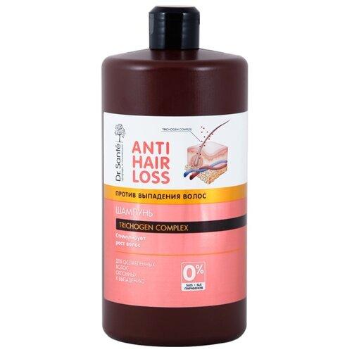 Dr. Sante шампунь Anti Hair Loss против выпадения волос, 1 л шампунь для волос dr sante coconut hair
