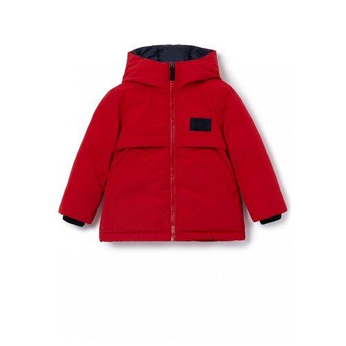 Купить Куртка Il Gufo размер 140, вишневый, Куртки и пуховики