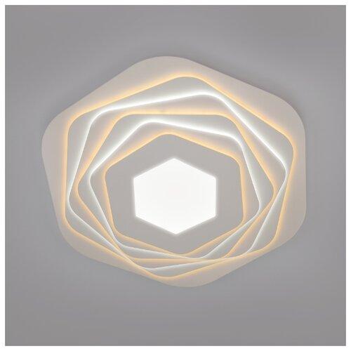 светильник eurosvet 90044 6 белый energy Потолочный светильник Eurosvet 90152/6 белый 170W