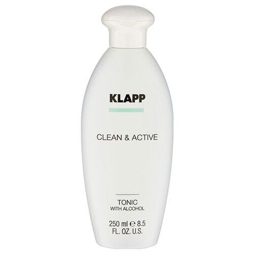 Купить Klapp Тоник с алкоголем CLEAN & ACTIVE, 250 мл
