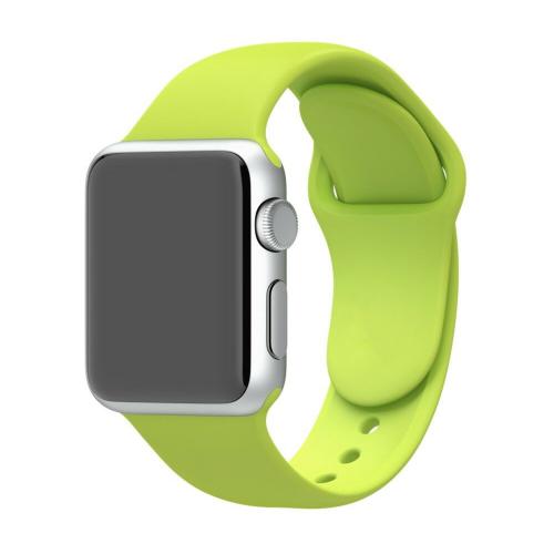 CARCAM Ремешок для Apple Watch 42mm Sport Band ZN зеленый