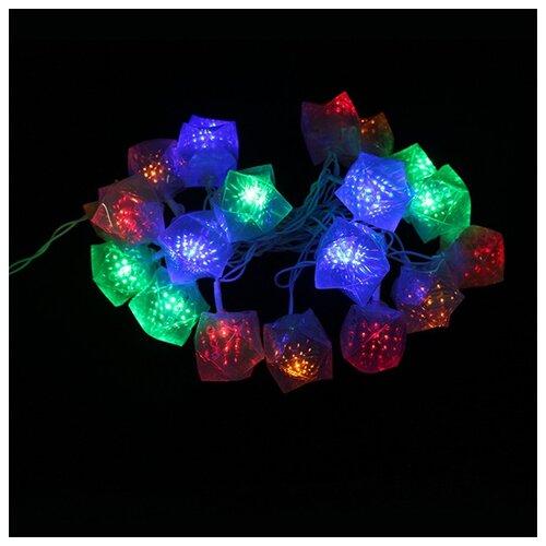 Электрическая LED-гирлянда